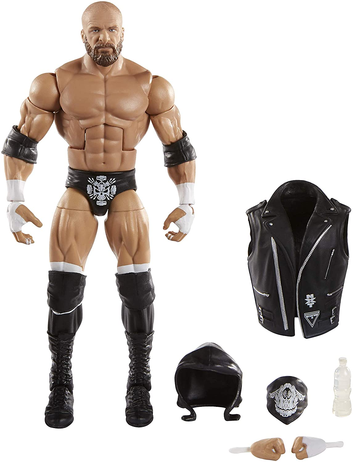 WWE Triple H Elite Collection Action Figure