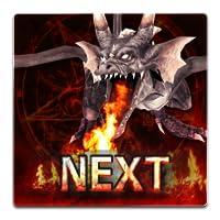 Next Fire Dragon Live Wallpaper