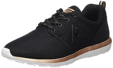 Chaussures Dynacomf Mesh Nubuck Noir Femme Le Coq Sportif K2iApguZ
