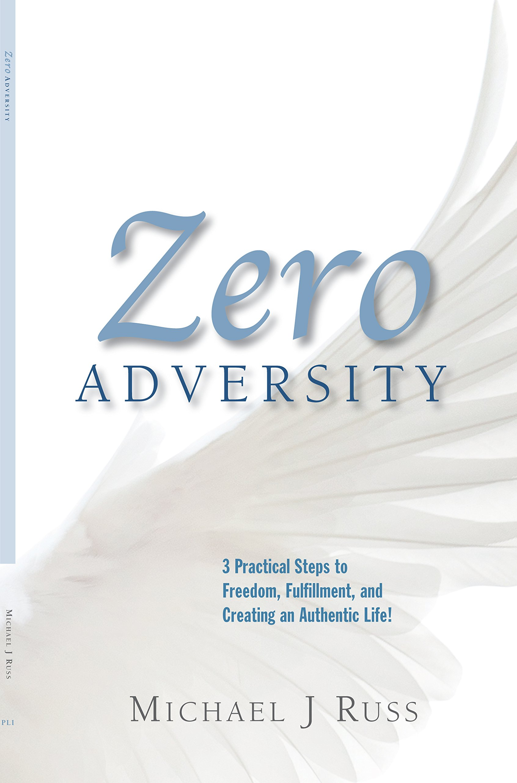Read Online Zero Adversity: 3 Practical Steps to Freedom, Fulfillment, and Creating an Authentic Life ebook