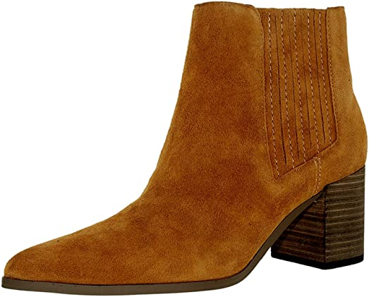 Women's Unity Suede Ankle-High Suede Boot