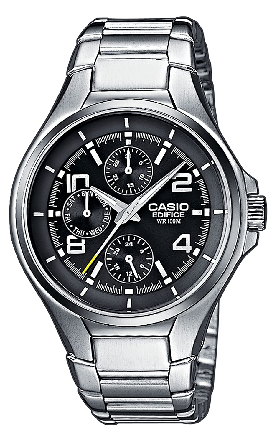 c7544c767114 Casio Edifice Men s Watch EF-316D-1AVEF  Amazon.co.uk  Watches