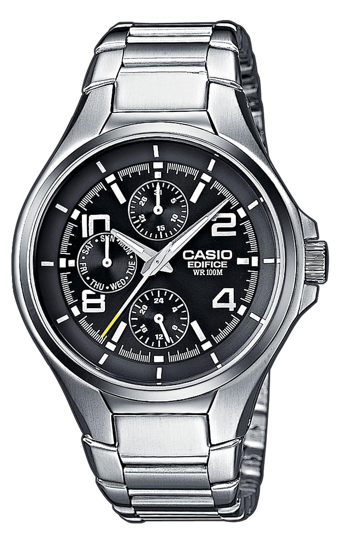 379b634fe1e6 Casio Edifice Men s Watch EF-316D-1AVEF  Amazon.co.uk  Watches