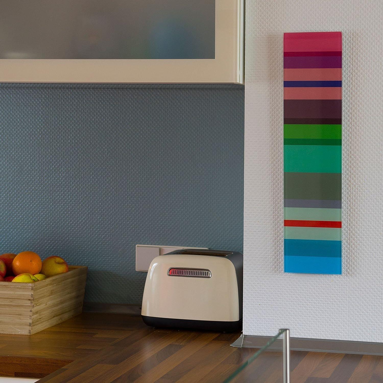 Remember Magnetwand Selva 15 x 60 cm beschreibbar mit 4 Magneten