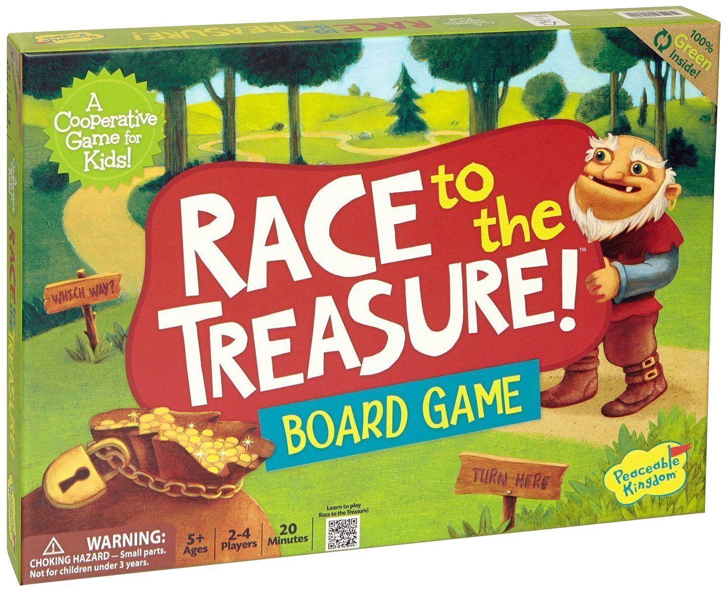 Race to the Treasure Image
