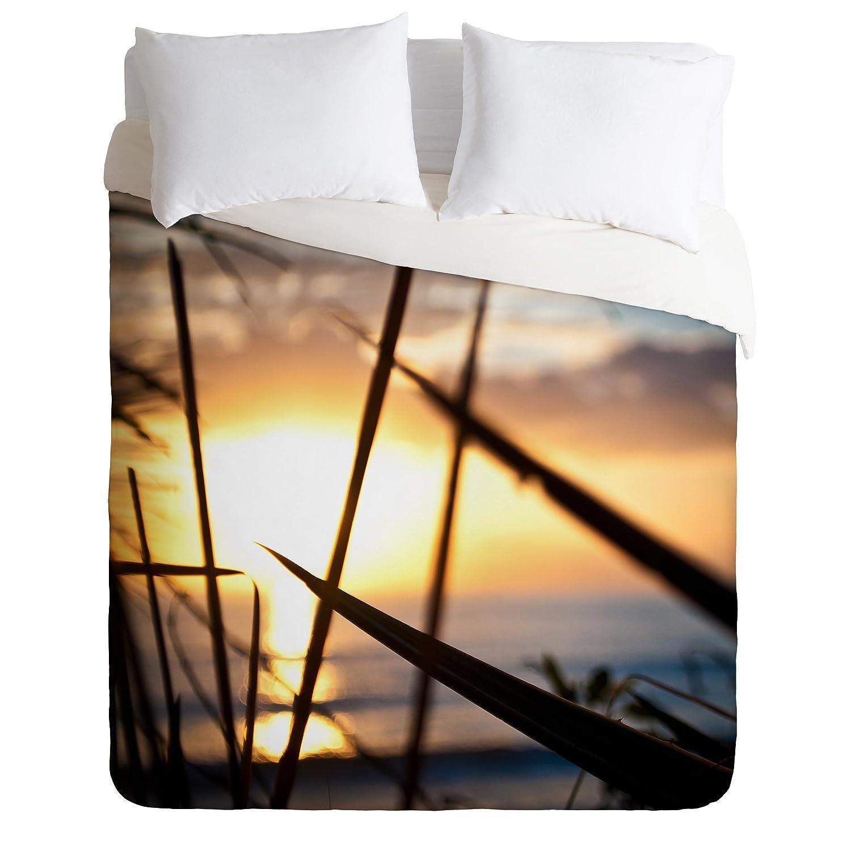 Amazon.com: DENY Designs Bird Wanna Whistle White Water Duvet Cover, Queen: Home & Kitchen