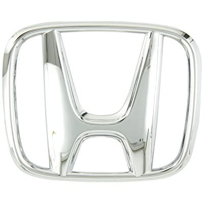 Honda 75700-S9A-G00 Front Grille Emblem Accord Sedan CR-V: Automotive