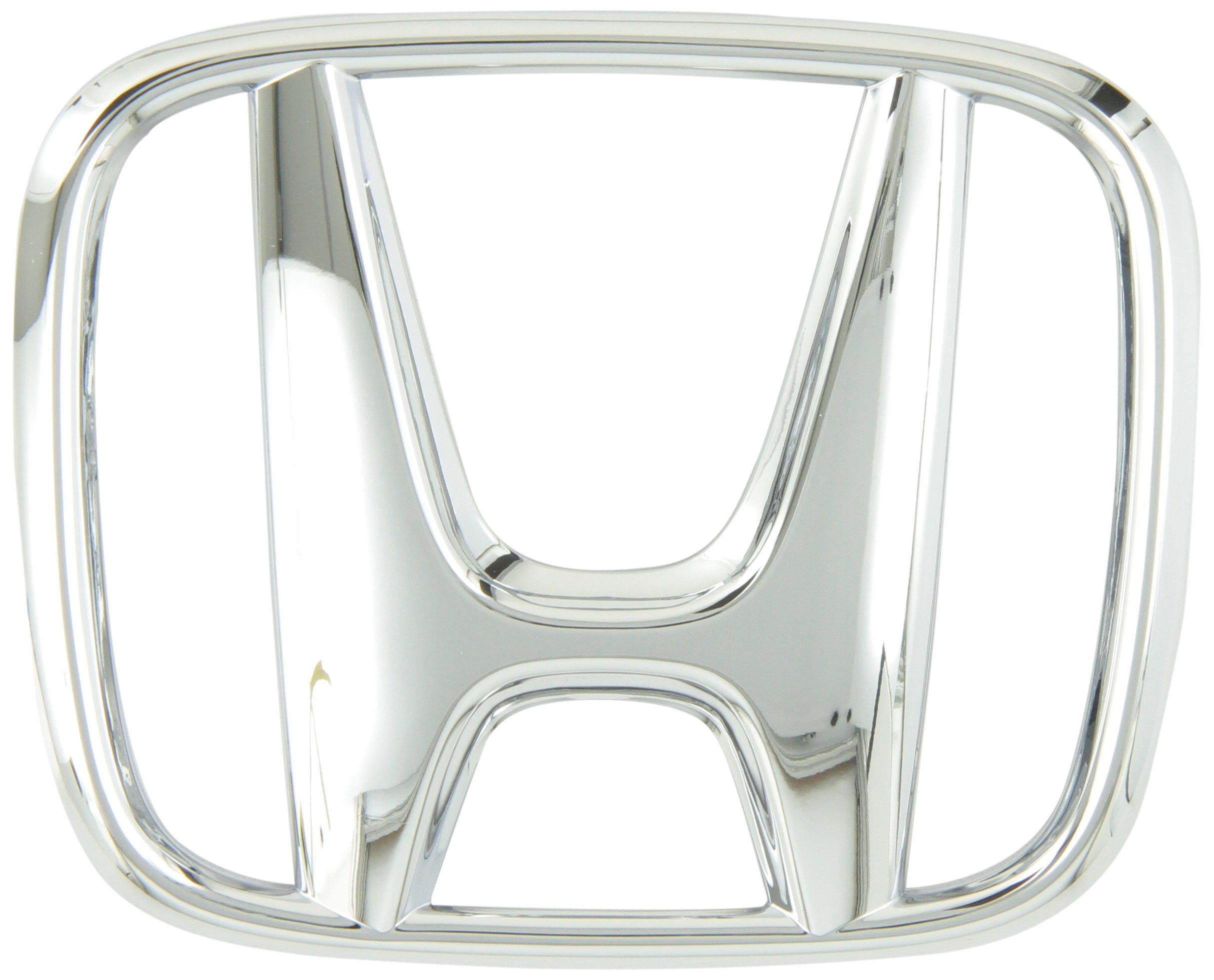 Honda 75700 S9a G00 Front Grille Emblem Accord Sedan Cr 1999 Civic Horn Location V Automotive