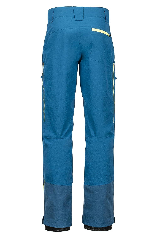 Impermeabili Marmot Freerider Pant Abbigliamento per Sci e Snowboard Antivento Traspiranti Uomo Pantaloni da Neve Rigidi