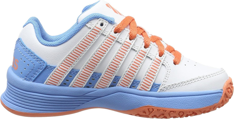 K-Swiss Court Impact Lthomni Zapatillas de Tenis para Ni/ños