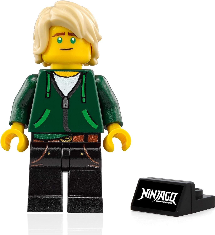 Amazon.com: LEGO The Ninjago Movie Minfigure: - Lloyd ...