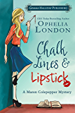 Chalk Lines & Lipstick: a Maren Colepepper cozy mystery (Maren Colepepper Mysteries Book 1) (English Edition)