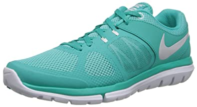 f027a8d43d438 Nike Women s Flex 2014 Rn Hypr Jd MTLC Pltnm Hypr TRQ Wh Running