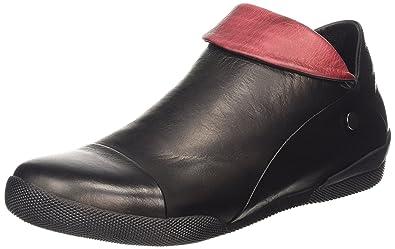 0590452, Pantoufles Femmes - Rouge - Rot (021), Taille: 37Andrea Conti