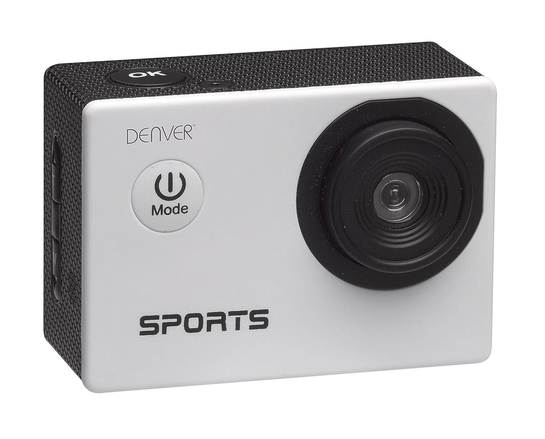 Denver Electronics ACT-1013 1MP HD-Ready CMOS cámara para Deporte de acción - Cámara Deportiva (HD-Ready, 1280 x 720 Pixeles, 1280 x 720 Pixeles, AVI, CMOS, ...