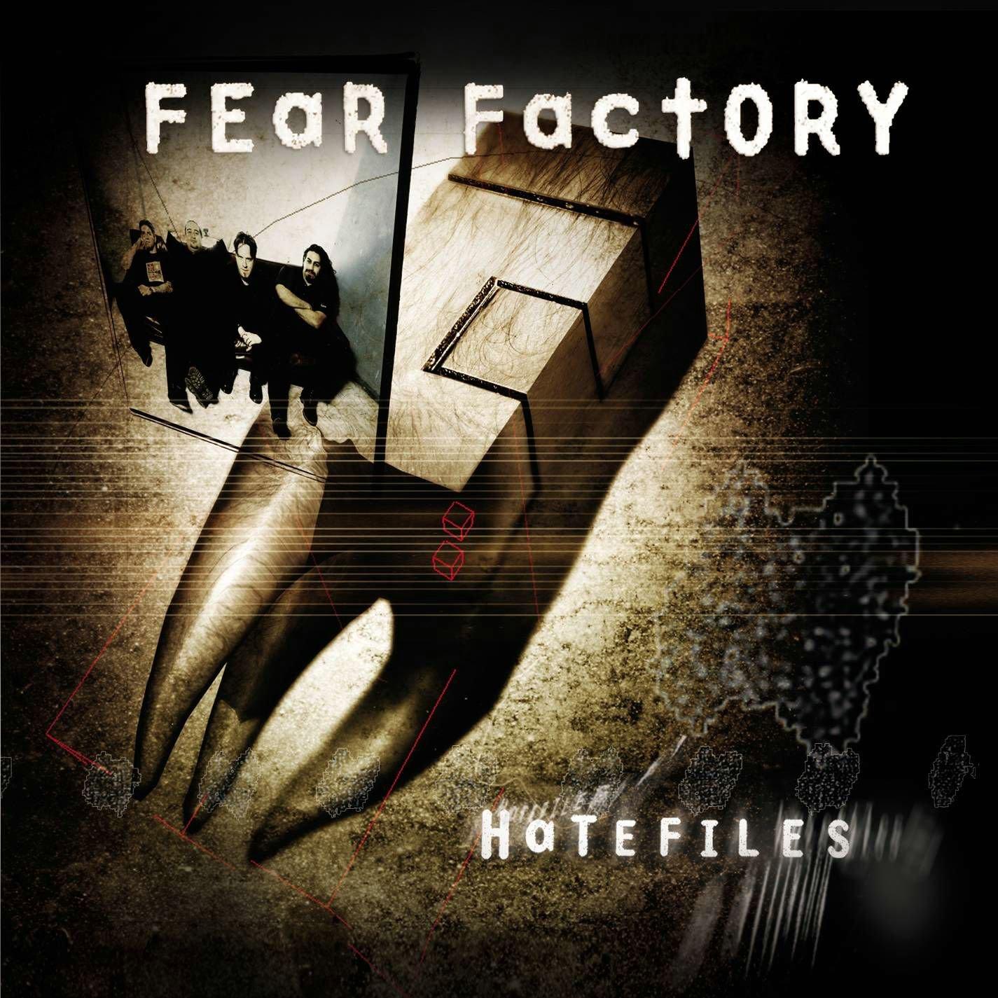 Hatefiles by Roadrunner Records