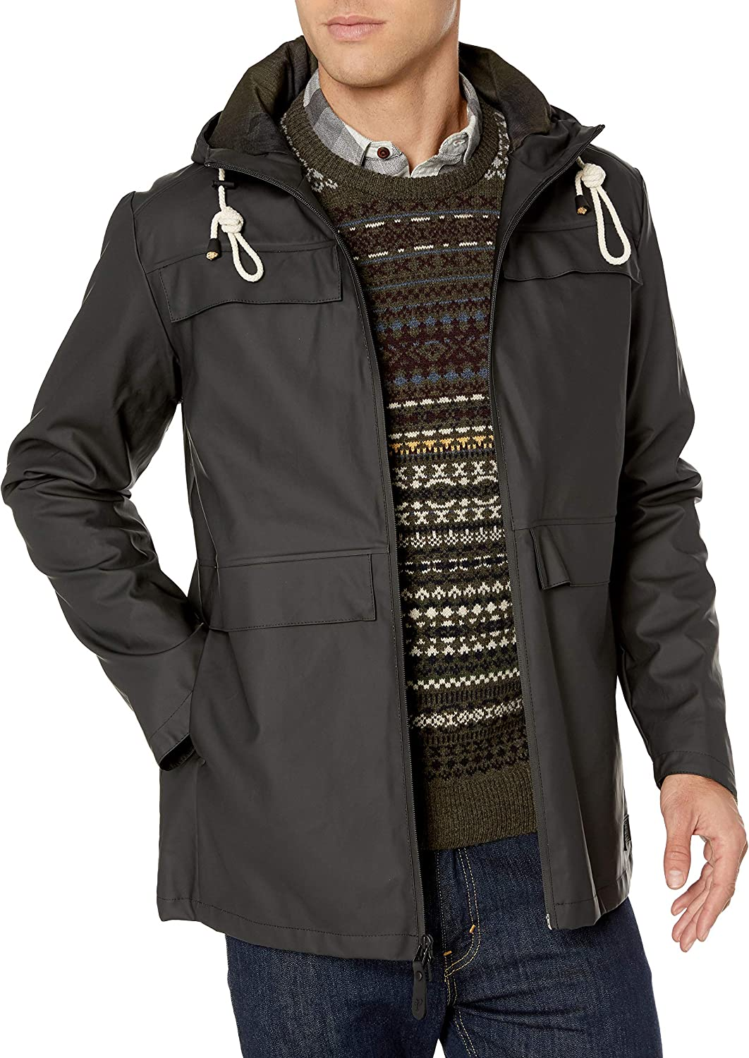 Pendleton Outerwear mens Depoe Bay Slicker