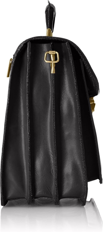 Nero 41 cm Unisex Adults/' Bag Organisers Black Chicca Borse 41 cm