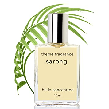 3ba9ebde3f Theme Fragrance Sarong Vanilla Coconut perfume for women. Our favorite  beach women s fragrance 15 ml