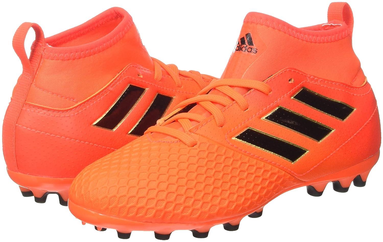 adidas Performance Kids Boys ACE 17.3 AG Football Boots Orange