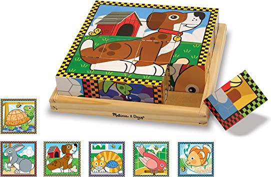 Melissa & Doug Toddler Puzzles