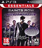 Saints Row The Third: The Full Packages: PlayStation 3 Essentials (PS3)