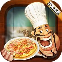 Pizzaiolo! Pizza & Pizzeria Faça a sua deliciosa pizza com este divertido jogo do restaurante de pizza! Jogo grátis