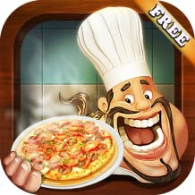 Pizza Maker Kids Pizzeria : Make your own delicious authentic pizza with this fun educational pizza game! FREE game