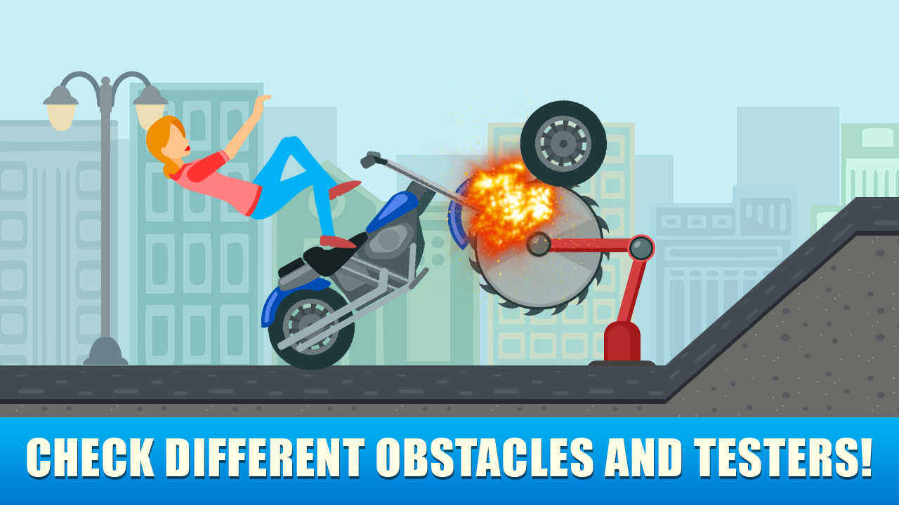 Amazon.com: Happy Destruction Wheels Lab: Crash The Car: Appstore for Android