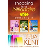 Shopping for a Billionaire Boxed Set (Books 9-11) (Shopping Box Book 3)