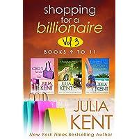 Shopping for a Billionaire Boxed Set (Books 9-11) (Shopping Box Book 3)