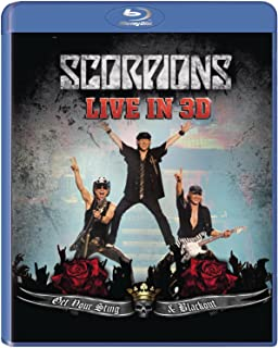 Amazon com: Forever and a Day [Blu-ray]: Scorpions, Katja