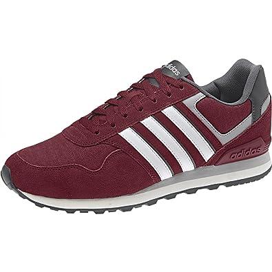 adidas neo Herren Sneaker rot 42 2 3  Amazon.de  Schuhe   Handtaschen 4c4bb5b61f