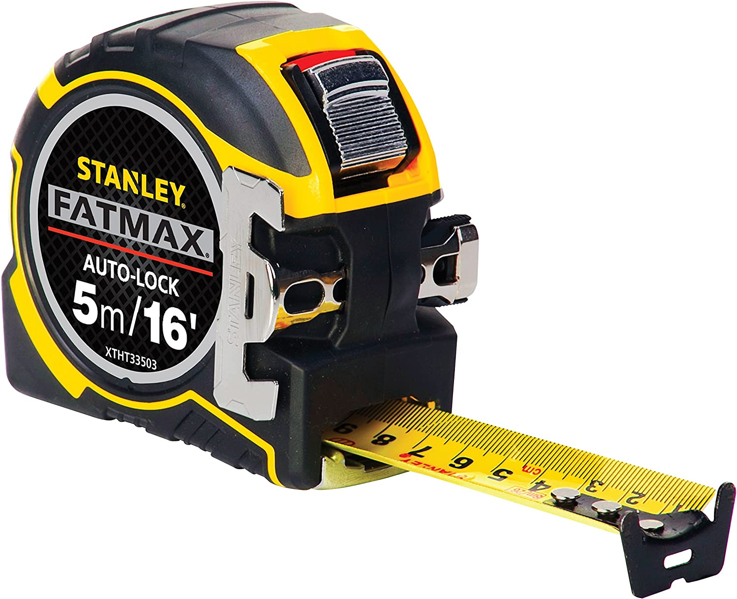 Stanley FatMax Blade Armor Tape Measure 5m 16ft Metric Imperial *SPECIAL OFFER*