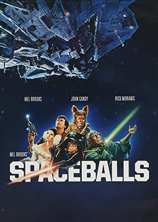 Amazoncom Spaceballs Mel Brooks John Candy Ronny Graham Rick