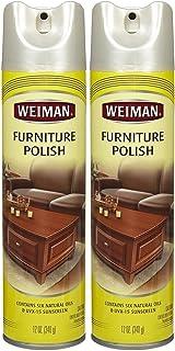 Amazon.com: Weiman Furniture Polish - 12 oz: Health & Personal Care