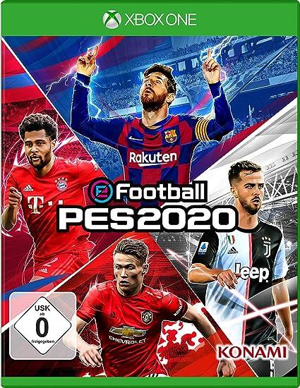 eFootball PES 2020 [Importación alemana]: Amazon.es: Videojuegos