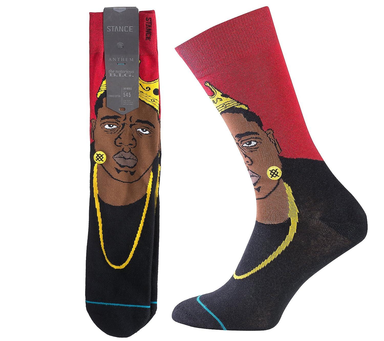 Stance Men Illmatic Socks black at Amazon Men s Clothing store