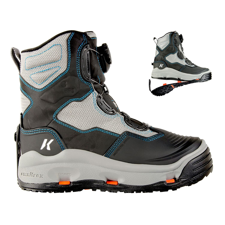 【希少!!】 KorkersレディースDarkhorse kling-on B07BNDNK2G Wading Boots Womens 5フェルト& 5フェルト& kling-on B07BNDNK2G, BAROCCA(バロッカ):87de9dfc --- a0267596.xsph.ru