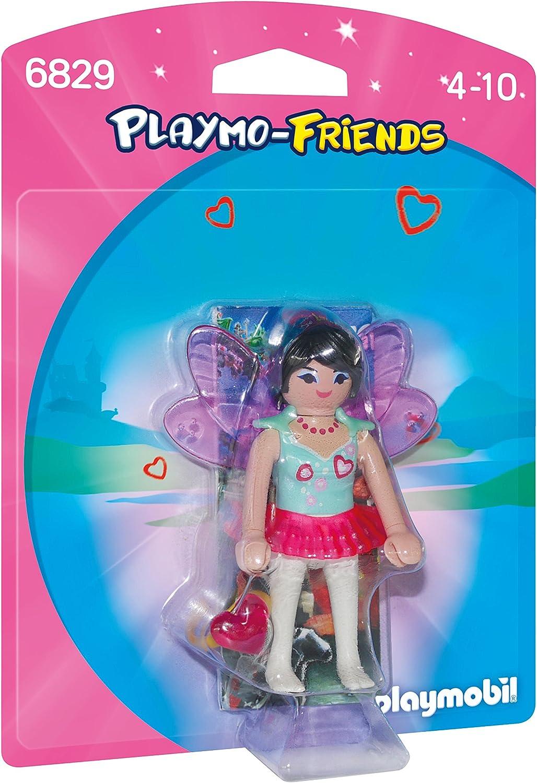 PLAYMOBIL - Hada con Anillo (68290): Amazon.es: Juguetes y juegos
