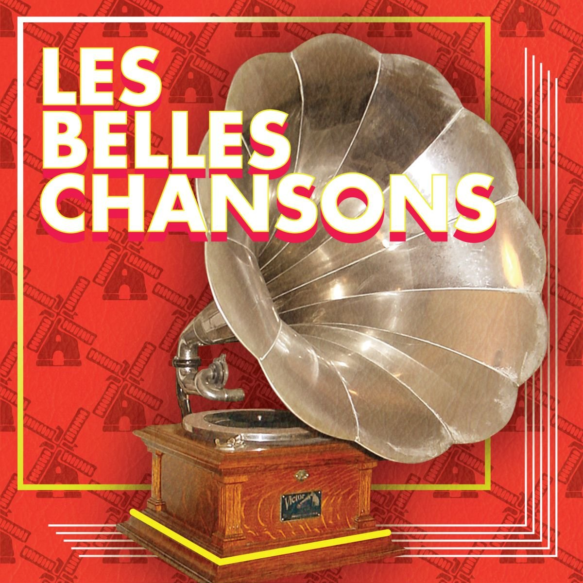 Les Belles Chansons by Various Artists