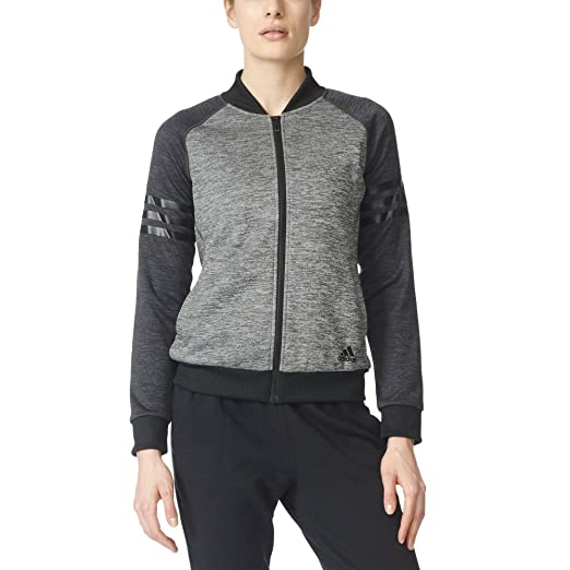 adidas Womens Team Issue Fleece Jacket