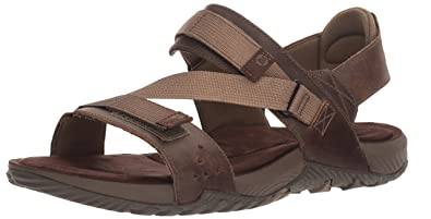 eaf3f87e642c Merrell Men s s Terrant Strap Open Toe Sandals  Amazon.co.uk  Shoes ...