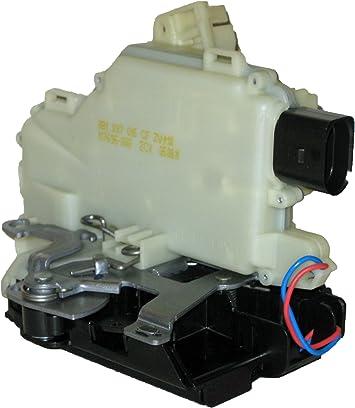 Volkswagen 3B1 837 015 AS Door Lock Actuator Motor