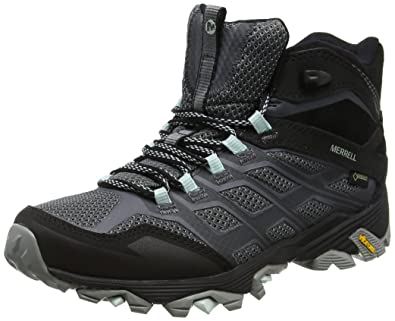 Merrell Women's Moab FST Mid GTX High Rise Hiking Boots Buy Cheap Comfortable Cheap Sale Pick A Best Buy Authentic Online VCPQGm