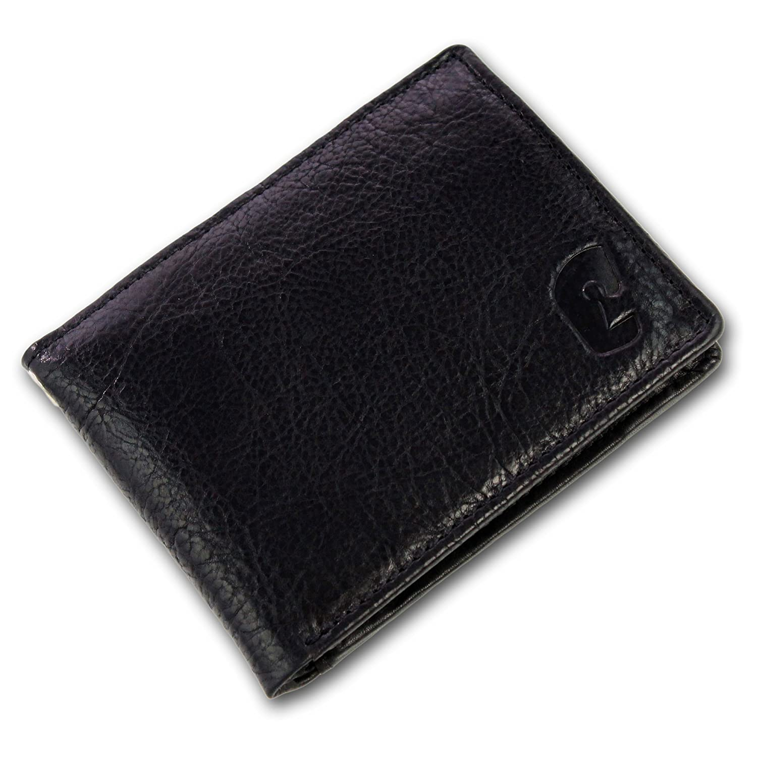 best selection of good looking largest selection of Amazon.com: Safekeepers Leather Biker Wallet – Compact Chain ...
