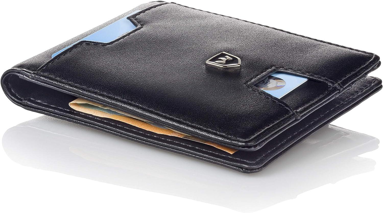 Geldbeutel mit Geldklammer