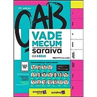 Vade mecum Saraiva OAB - 18ª edição de 2019
