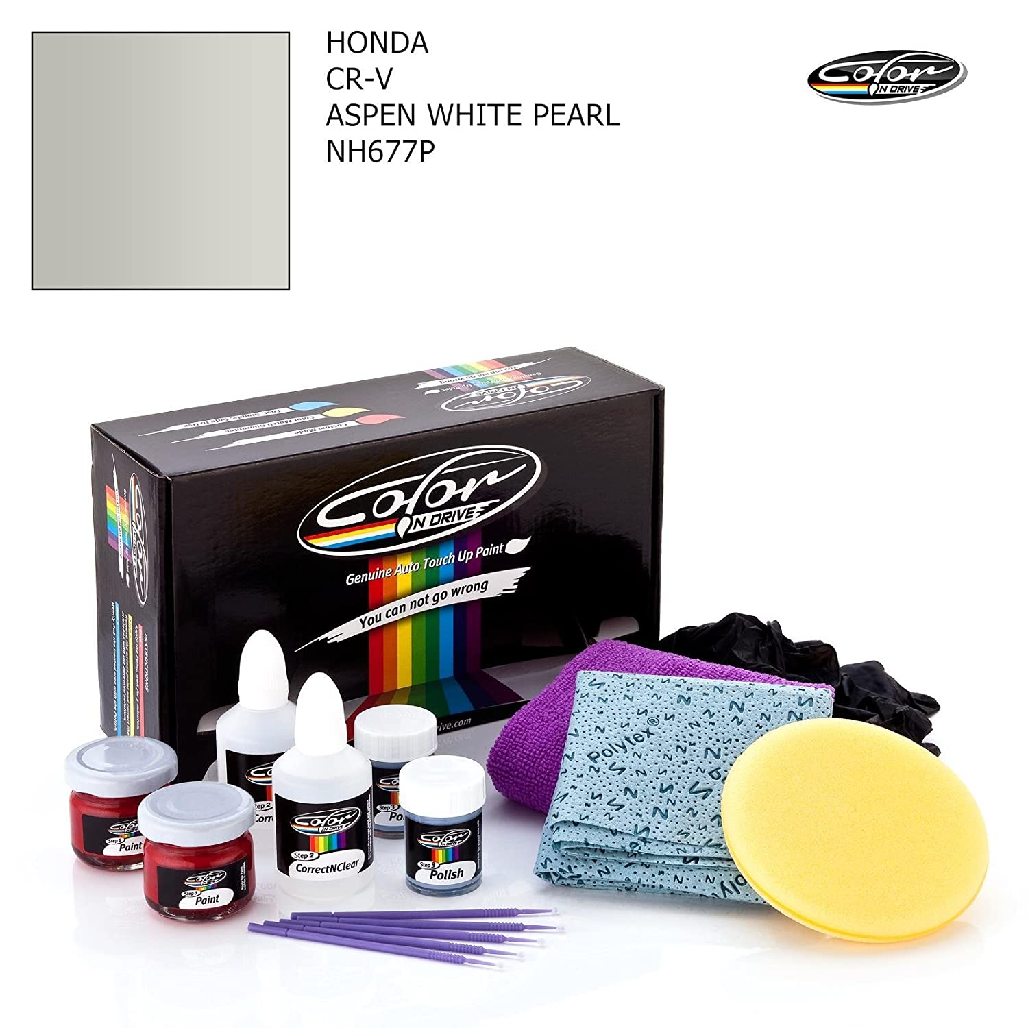 up absolute touch motorcraft brush black ub oem honda itm ud small fix ford scratch ua fordtouchuppaint paint