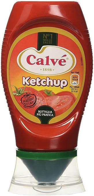13 opinioni per Calvè Top Down Ketchup Ml.250